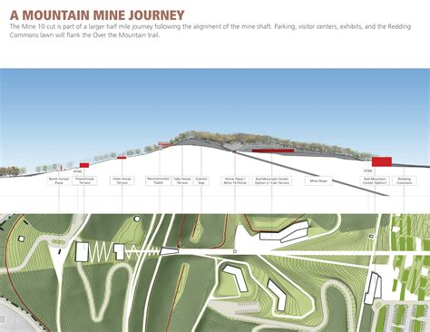 section of a journey asla 2012 professional awards red mountain green
