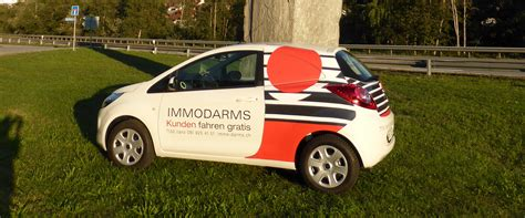 Immo Auto by Unsere Gratis Autos Immo Darms Ag
