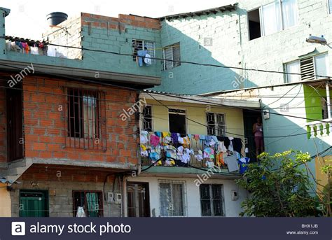 buying a house in colombia houses in a poor area of medellin colombia stock photo royalty free image 28231571