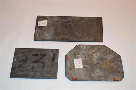aaron lane copper tile three antique copper tiles molds cake decorating 1800 s timber antiques