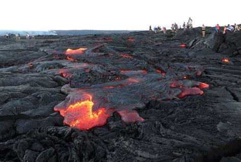 atlantic lava lava flows from hawaii s kilauea volcano the atlantic