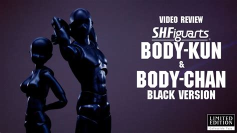 Shf Chan Solid Black Color Ver Bandai v 237 deo review limited edition s h figuarts kun e chan solid black color ver bandai