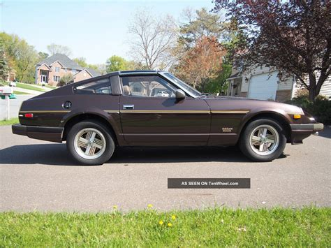 nissan datsun 1983 1983 nissan 280zx turbo specs images