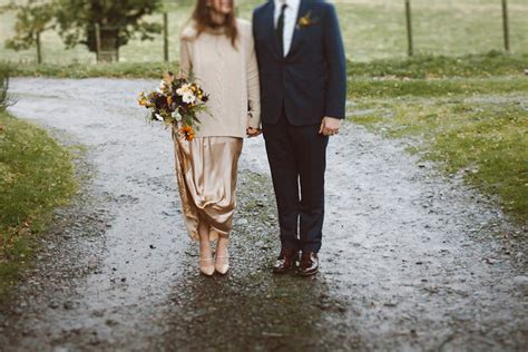 Wedding Dress Jumper by A Sublime Silk Dress And Jumper For An Autumn