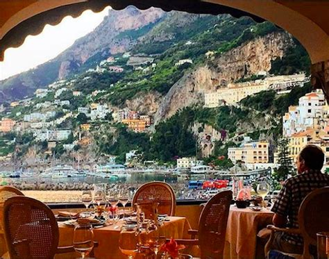 best restaurants amalfi our top 3 restaurants on the amalfi coast yacht charter