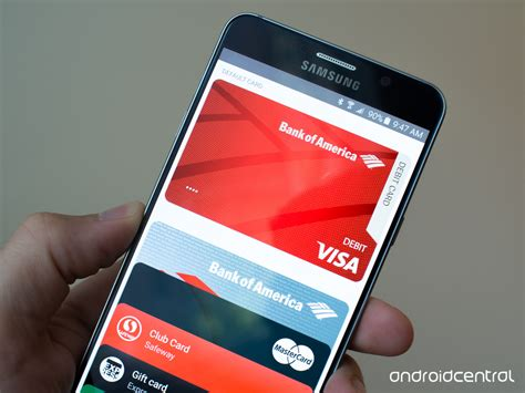 android pay given the choice should i use android pay or samsung pay android central