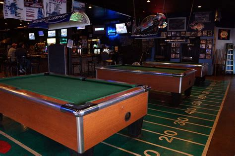bars with pool tables coin operated pool tables for bars amusement