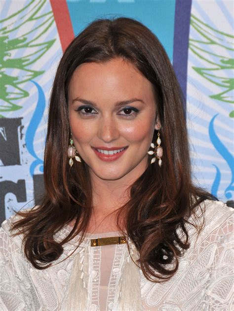 Leighton Meester Hairstyles by A New Hartz Leighton Meester Hairstyle