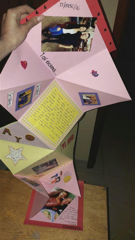 imagenes de regalos para mi esposo tarjeta acorde 243 n para mi novio regalos diy pinterest