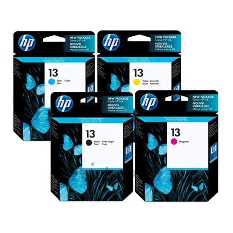 Hp Tinta Printer 951xl Cyan hp 13 original ink cartridge 1 set original jual toner