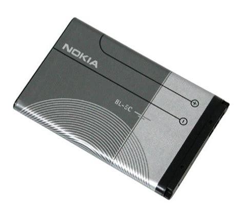Battery Baterai Nokia Bl 4c 4c Bl 5c 5c Dk na trhu v 237 těz 237 š 237 li ion baterie modernějš 237 li pol