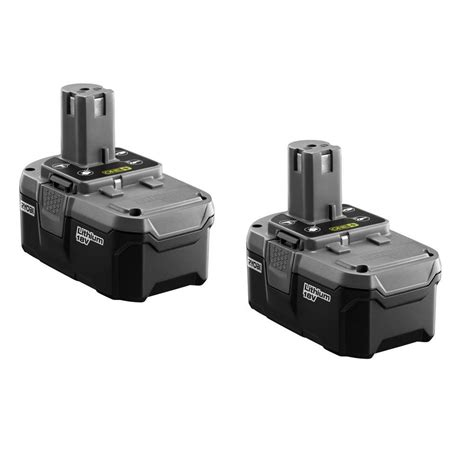 ryobi 18 volt one high capacity lithium ion battery 2