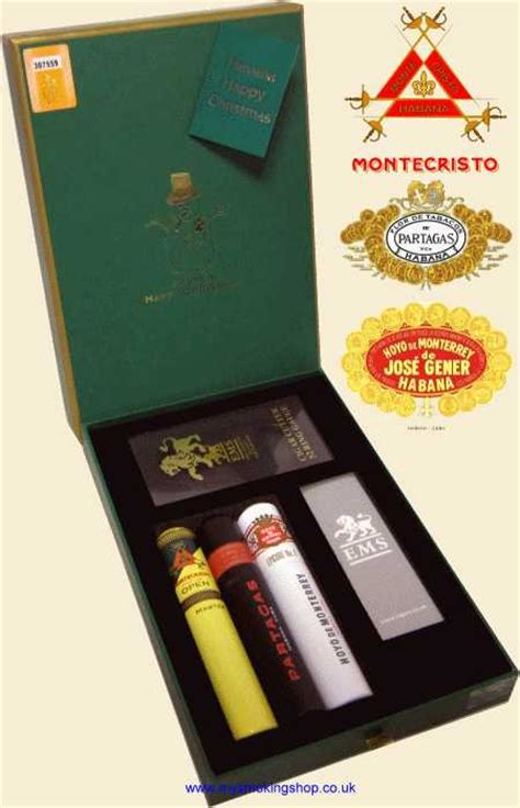 christmas gifts for cigar smokers cigar smokers gifts from my shop tobacconist