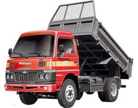 mahindra nissan tipper mahindra loadking zoom tipper price specifications