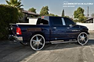 Truck Rims For Dodge Ram 1500 30 Quot Estrella Cursa Chrome 2013 Dodge Ram 1500 Hemi