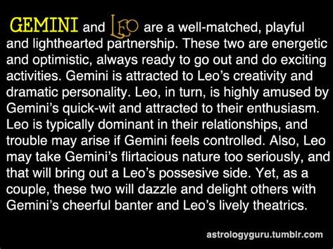 25 best ideas about gemini and leo on pinterest