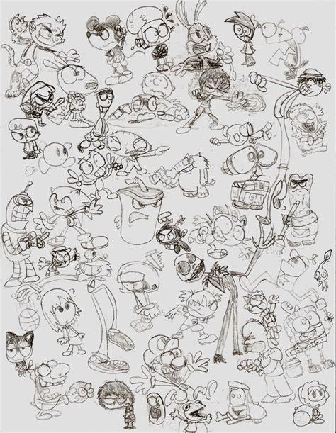 doodle name marvin mega doodle dump by limeth on deviantart