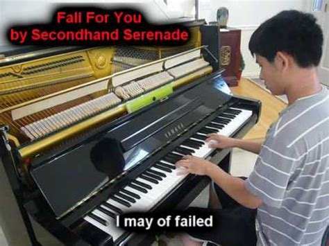 download mp3 secondhand serenade fix you 3 97 mb secondhand serenade fall for you piano cover