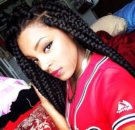 natural hair big braids 6 quot must have quot natural hair products 2016 video follow