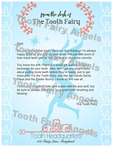 Teeth Letters