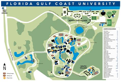 fgcu map cela tega conference series