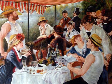 luncheon of the boating party renoir luncheon of the boating party 40x30 reproduction