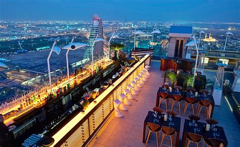 dubai top bars dubai s best rooftop bars