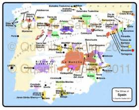 Wine Map Of Spain by Rioja Quentin Sadler S Wine Page