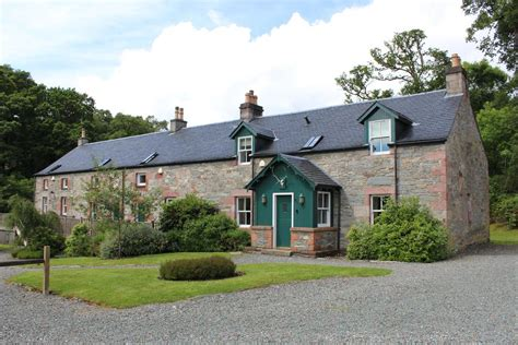 Luss Cottages by Luss Cottages At Loch Lomond Arms Hotel Helensburgh
