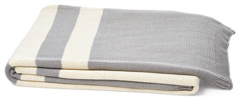 Kotton Mill Organic Luxury Blanket 150 X 200 Cm Pink Blush luxury cotton knit stripe throw blanket gray white