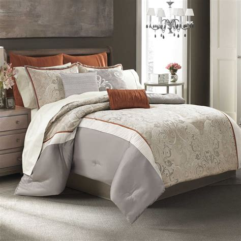manor hill 174 deco opulence comforter set master bedroom
