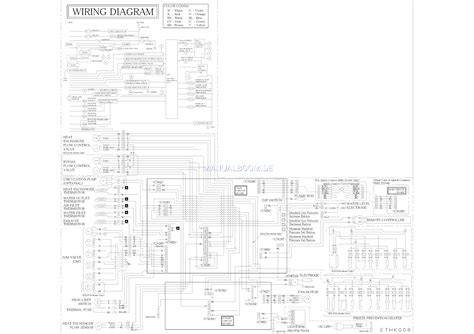 marey tankless water heater wiring diagram standard water