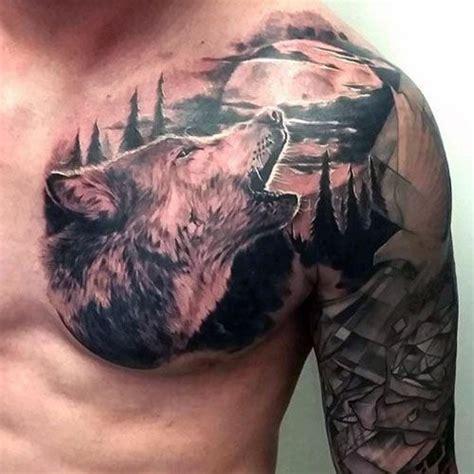 the 25 best wolf tattoos ideas on pinterest tree tattoo