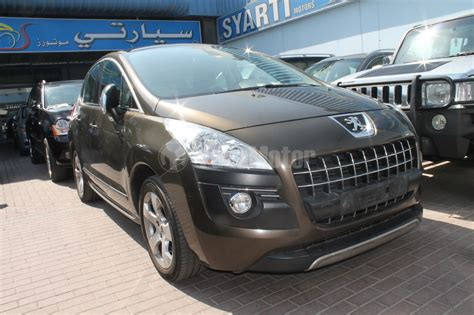 new peugeot cars for sale new peugeot 3008 2015 car for sale in dubai