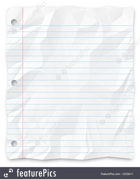 printable notebook paper with holes templates student writing paper lined and three hole