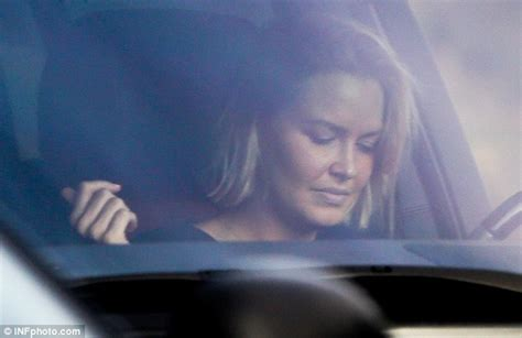 Driving Days After Sentencing by Lara Bingle Gets The Wheel In La After Being