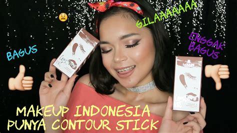 La Tulipe Contour produk lokal contour stick pertama di indonesia