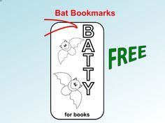 printable bat bookmarks free valentine s day bookmarks for kids to color