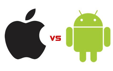 android vs iphone market android vs ios evidence that the market rewards openness