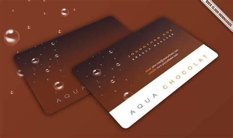 template 1 psd by an1ken 50 attractive business card psd templates creative