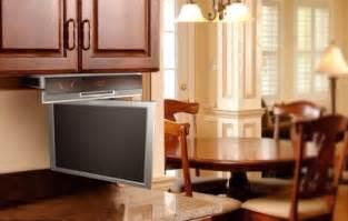 cabinet tv kitchen by springtime