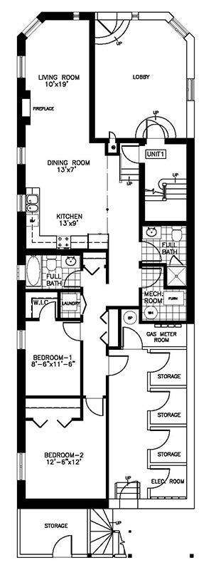chicago condo floor plans floor plans residence on the avenue 2 bedroom garden