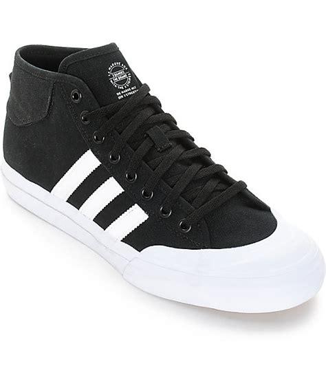 adidas matchcourt mid shoes zumiez