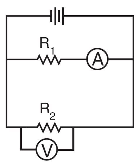 what type of meter is connected in parallel with a resistor in a circuit and why june 2006