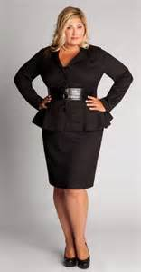 Black career wear can be fashionable and powerful more