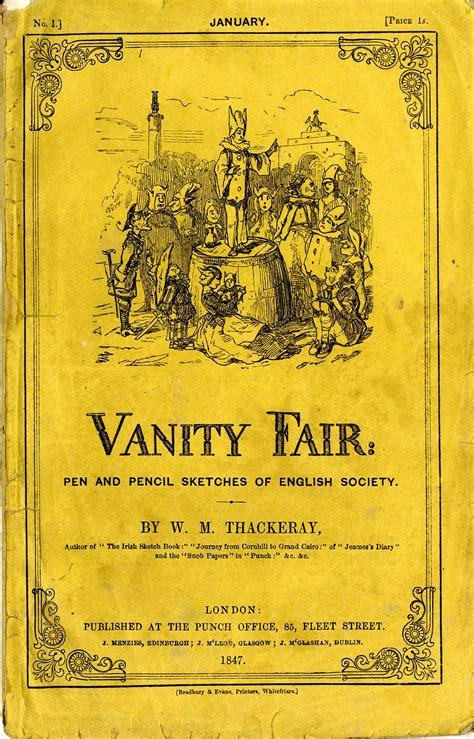 vanit fair vanity fair novel
