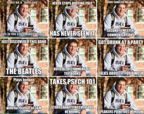 College Freshman Memes - college freshman meme