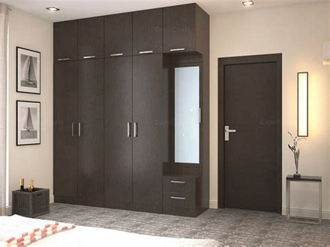 bedroom modular wardrobe  rs  square feet bedroom