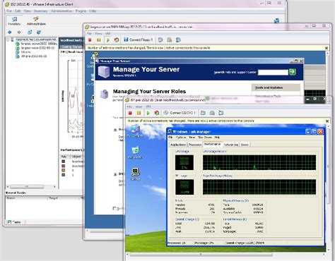 setup xp virtual host how to set up a windows domain with clients on a virtual