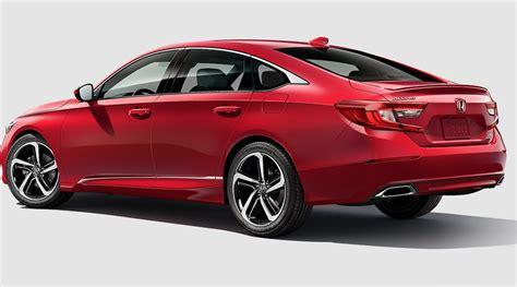 honda accord new model 2018 2018 honda accord sedan overview